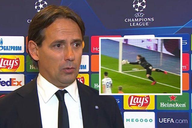 """pyatov shakhtar inter 638x425 - Simone Inzaghi ripensa a Pyatov: """"Meritavamo un gol, abbiamo trovato il loro portiere"""""""