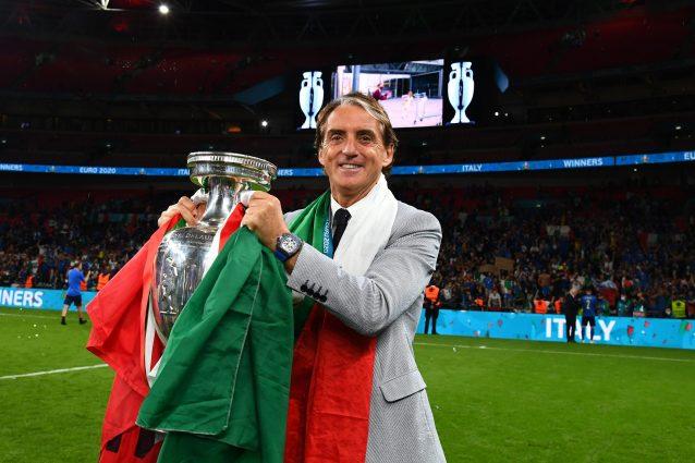 """roberto mancini nazionale nations league 638x425 - Mancini e la lezione degli Europei: """"Gli inglesi si erano già tatuati la Coppa…"""""""