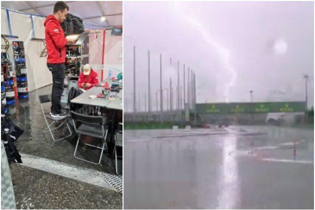 sochi qualifiche pioggia che succede 1 638x425 - Qualifiche del GP di Sochi a rischio per la pioggia: cosa succede per la griglia di partenza