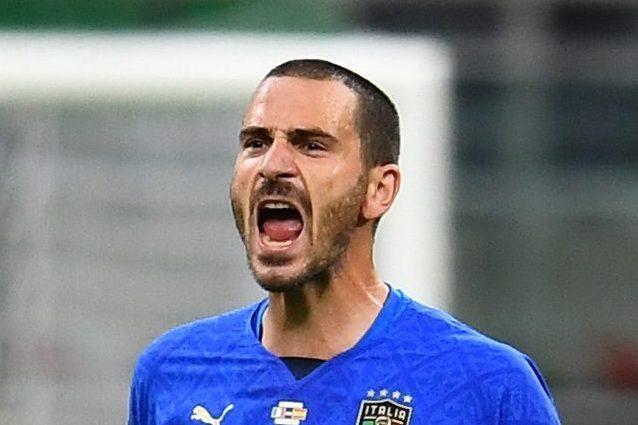 """GettyImages 1345192686 1633587100682 - Bonucci via subito dalla Nazionale: """"Sono arrabbiato, mi dispiace"""""""