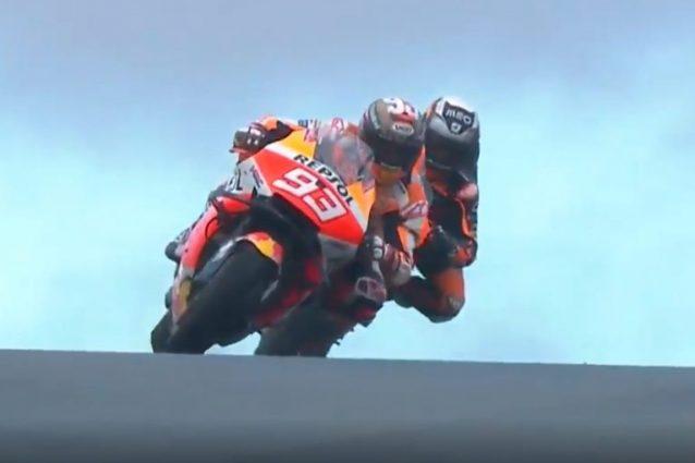 MotoGP risultati prove libere 1 GP Americhe Austin 2021 FP1 tempi classifica 638x425 - MotoGP, Marquez vola nelle prove libere 1 ad Austin. Flop Yamaha: Valentino Rossi penultimo