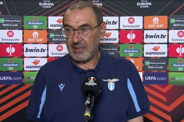 """Schermata 2021 10 01 alle 00.01.47 638x425 - Sarri a testa bassa contro la Lega Calcio: """"Non conosce nemmeno le regole che emana"""""""
