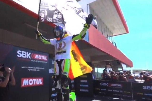 Schermata 2021 10 03 alle 13.47.05 638x425 - Huertas vince il Mondiale SuperSport e dedica il titolo a Dean Berta Vinales