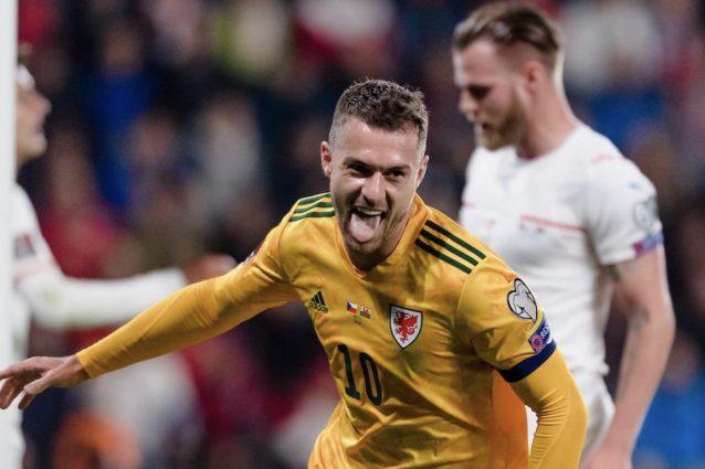 Schermata 2021 10 08 alle 23.19.02 638x425 - Ramsey segna ancora con il Galles, un'autorete di Skriniar decide Russia-Slovacchia