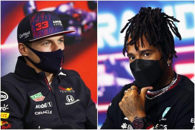 """Verstappen Hamilton GP Turchia lotta titolo Mondiale F1 2021 pressione - Verstappen sposta la pressione per il titolo F1 su Hamilton: """"A me non cambia la vita"""""""