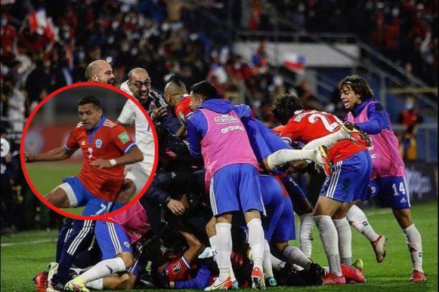 """cile sanchez 638x425 - Alexis Sanchez rinasce con il Cile: """"Ma non era fuori condizione?"""""""
