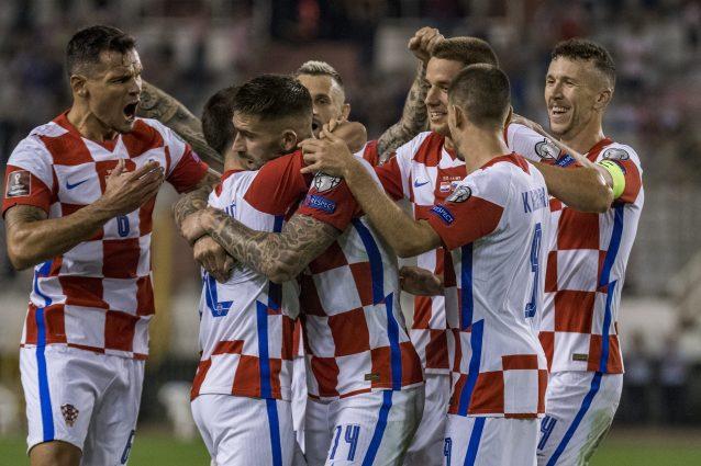 croazia qualificazioni 2022 638x425 - Qualificazioni Mondiali in TV oggi e stasera: Croazia-Slovacchia in chiaro, dove vederla