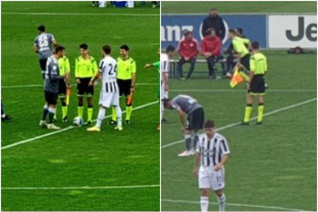felis ok ok 638x425 - Aveva subito un pugno dall'allenatore del Carpignano: oggi Andrea Felis ha arbitrato la Juve