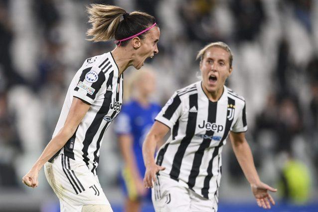 juventus chelsea champions femminile 638x425 - Cuore, carattere e 17 mila tifosi non bastano: Juve femminile ko in Champions con il Chelsea