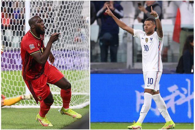lukaku mbappe - Gol, giocate e tanta classe: finisce in parità la sfida tra Mbappè e Lukaku in Francia-Belgio
