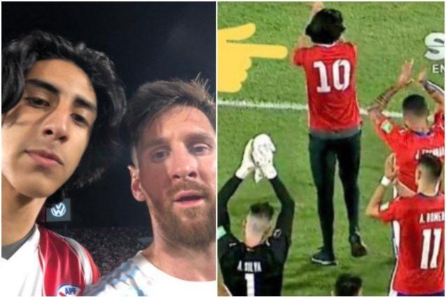 """tifoso paraguay 638x425 - Il finto giocatore del Paraguay realizza il sogno di una vita: """"Ora mi facciano quel che vogliono"""""""