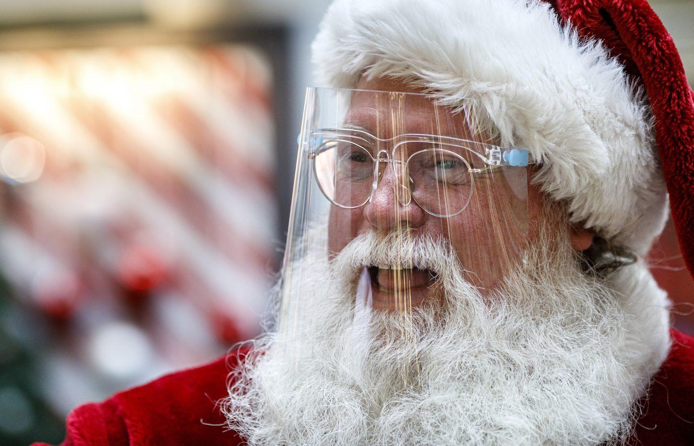 Il Babbo Natale.Babbo Natale Quest Anno Arriva Su Zoom L Idea Di Una Societa Romana