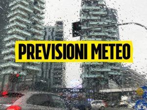 Previsioni meteo Milano 26 ottobre-1 novembre: pioggia e temporali fino a martedì, poi torna il sole