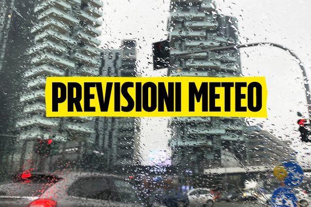 Previsioni meteo Milano 1 ottobre, ritorna il maltempo: pioggia e vento per l'intero weekend