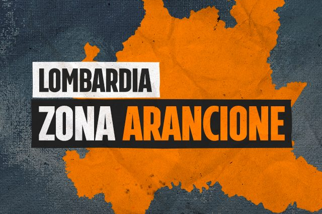 Lombardia zona arancione, è caos. Fontana: Speranza è d'accordo, ma non  prima del 3 dicembre