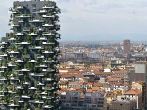Milano, il Bosco Verticale è il grattacielo più bello del mondo (VIDEO)