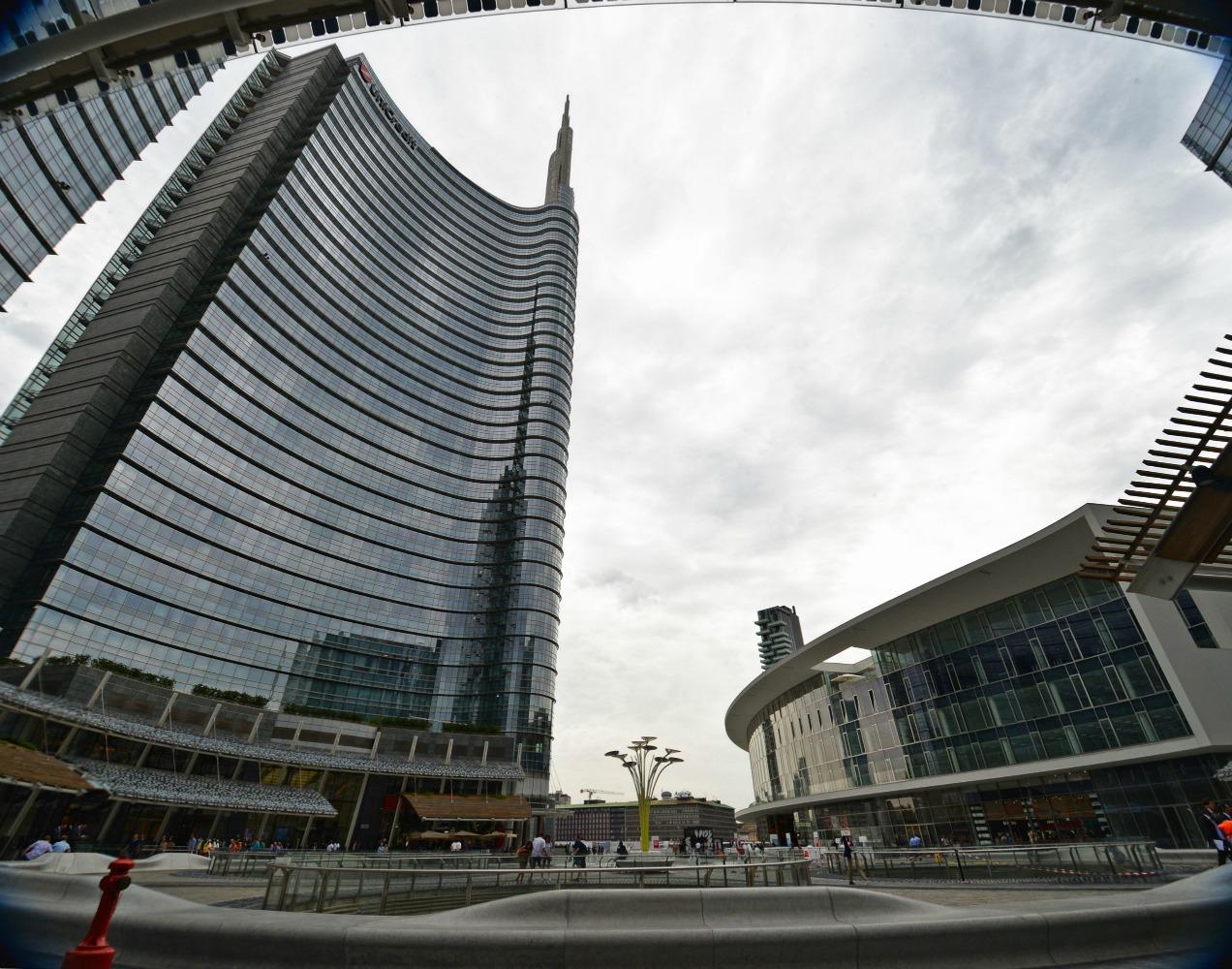 Il qatar si compra i grattacieli di porta nuova a milano - Via porta nuova milano ...