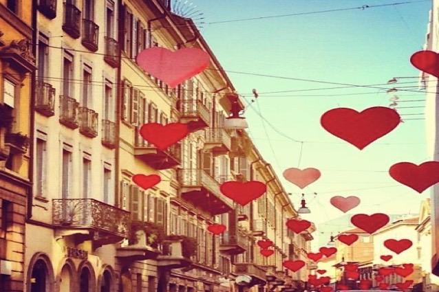 San valentino a milano idee per festeggiare il 14 for Valentino via turati milano