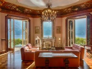 Le ville da sogno sul Lago di Como tra le più costose e particolari ...