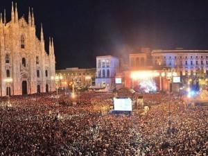 """Milano, il 18 giugno il grande concerto gratuito di """"Radio Italia live"""""""