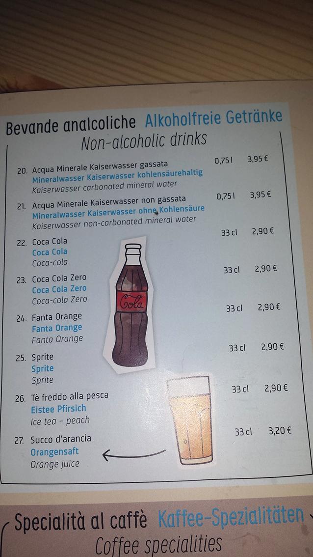 All\'Expo di Milano l\'acqua costa più cara della Coca Cola