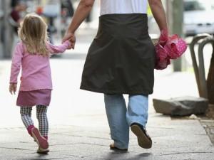 Passeggiate genitori figli, il sindaco di Alzano Lombardo co