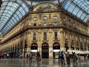 I 150 anni della Galleria Vittorio Emanuele II: ecco i tavoli e il menù della cena di Cracco