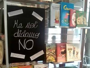 Varese, libreria mette in vetrina i libri sull'identità di genere censurati dal sindaco di Venezia