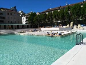 Ecco le piscine pi frequentate dai milanesi d 39 estate - Piscina argelati milano ...