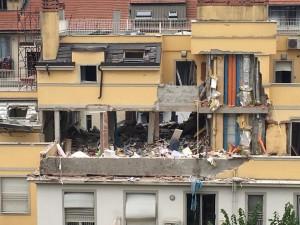 Palazzo esploso in via Brioschi a Milano: chiesto l'ergastolo per Pellicanò
