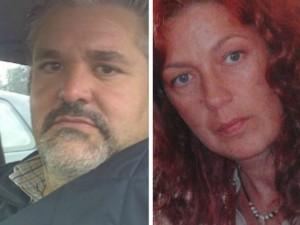 Roberto Scapolo e sua moglie, Loretta Gisotti, assassinata dal marito