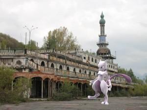 Pokemon Go, a caccia dei leggendari Mew e Mew2 nel borgo fantasma di Consonno
