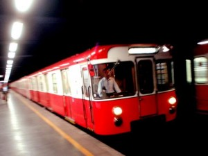 Linea rossa metropolitana di Milano