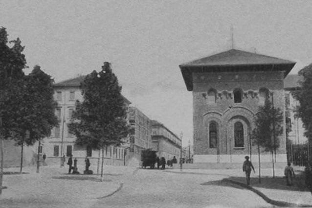 Porta Lodovica a Milano