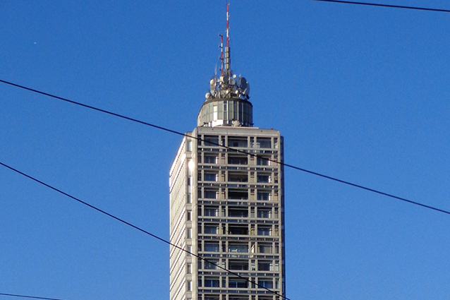 Torre Breda a Milano