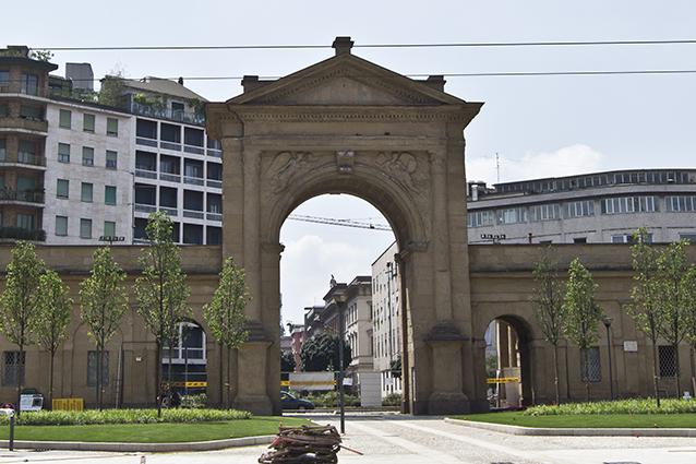 Porte di milano storici accessi alla citt for Porte della casa di tronchi