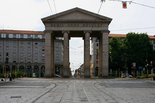Porta Ticinese a Milano