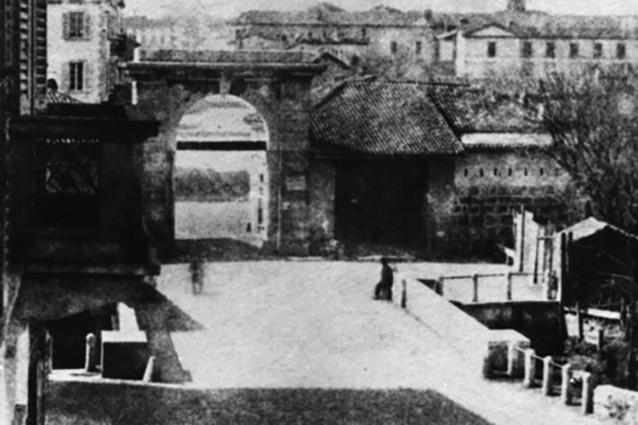 Immagine di repertorio di Porta Tosa a Milano