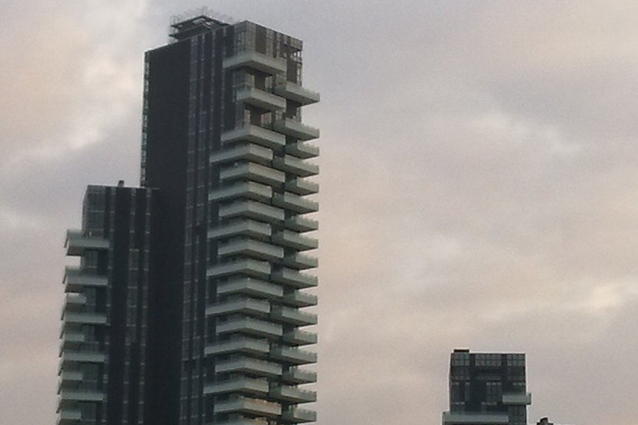 Torre Solaria a Milano