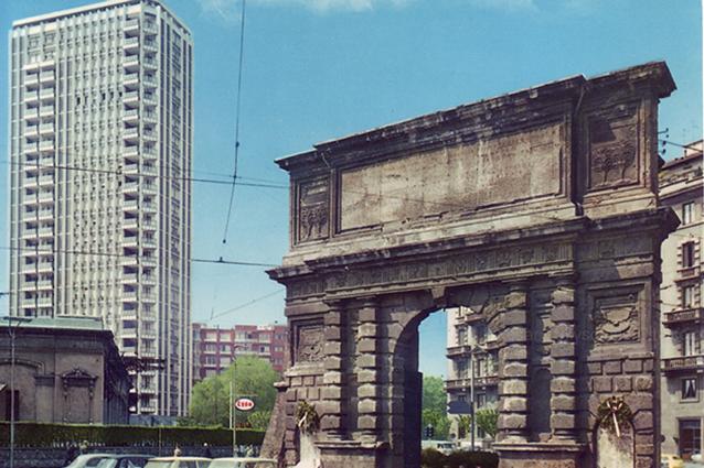 Torre di Porta Romana