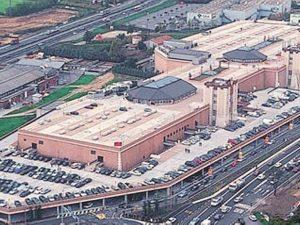 Centro Commerciale Porte Franche A Erbusco