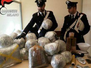 Spaccio di droga, ad aprile arrestati già 75 pusher a Milano
