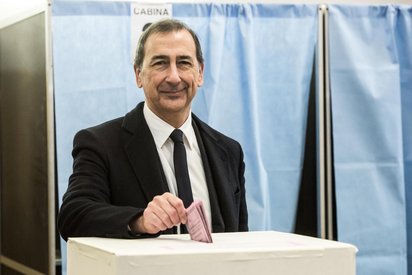 Risultati referendum milano l 39 unica metropoli in cui for Metropoli in italia