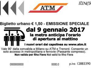 La metro di Milano anticipa l'orario di apertura: ecco tutti i nuovi orari