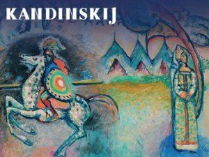 Kandinskij in mostra al Mudec di Milano: il viaggio verso l'astrattismo in 49 capolavori