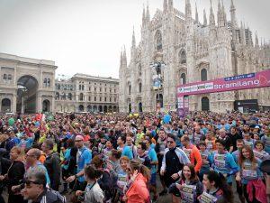 Stramilano 2017: oltre 50mila partecipanti, anche 100 profughi della Montello