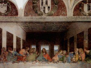 L'Ultima Cena di Leonardo Da Vinci: 1 milione di euro per il restauro da Oscar Farinetti