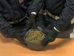 In stazione Centrale con un chilo di marijuana nello zaino: 23enne arrestato a Milano