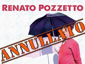 Malore per Renato Pozzetto, spettacolo annullato: gli auguri di Saronno all'attore
