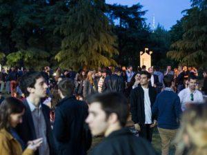 Milano design week 2017 il party inaugurale gratuito nel for Giardino triennale